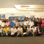 Viwelcovà đoàn đối tác trong chuyến đi dự triển lãm công nghệ tại Thượng Hải