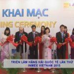 Viwelco tham dự triển lãm INMEX Việt Nam 2015